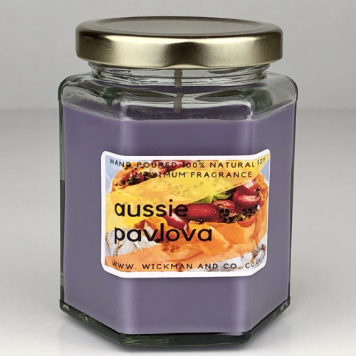 Aussie Pavlova Soy Wax Candle